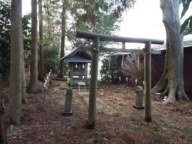 八幡町の神社