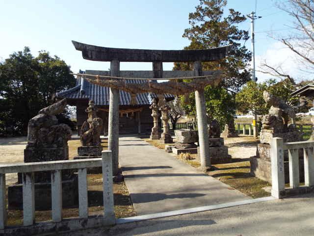 大野津神社