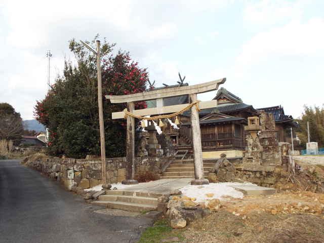 加佐奈子神社