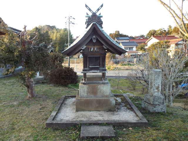 下組の神社