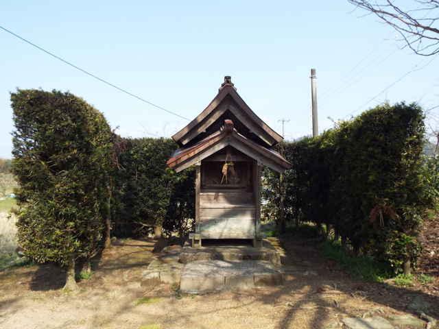 瑞雲寺の金毘羅社