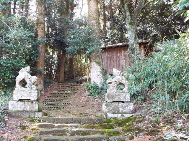 玖夜神社(切明)