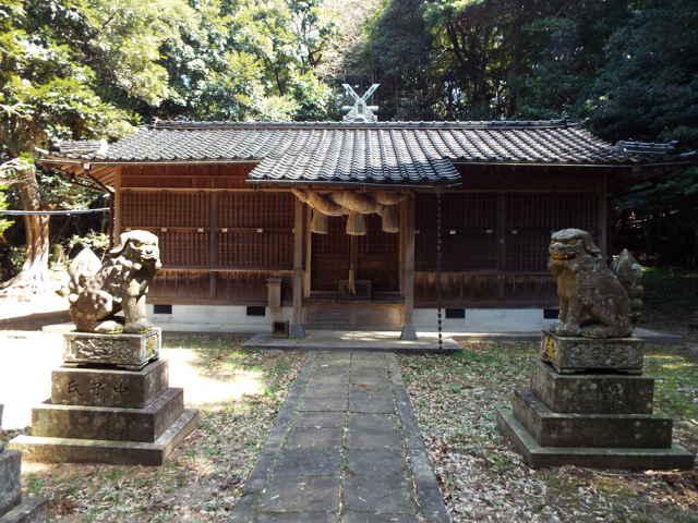 布奈保神社