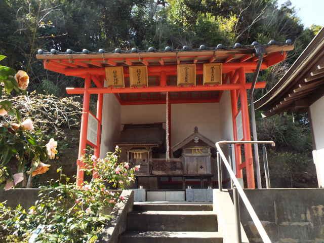 満願寺の稲荷大明神