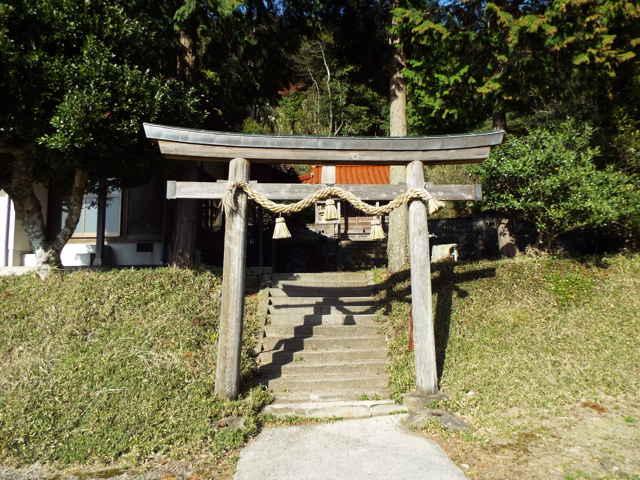加茂志神社