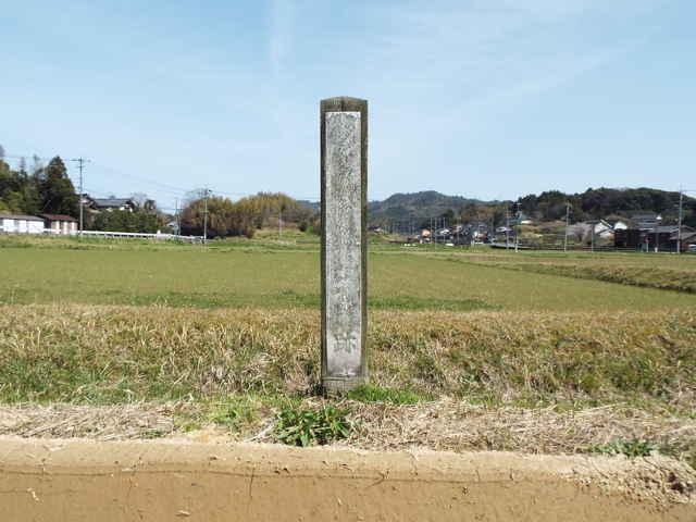 勝間神社跡