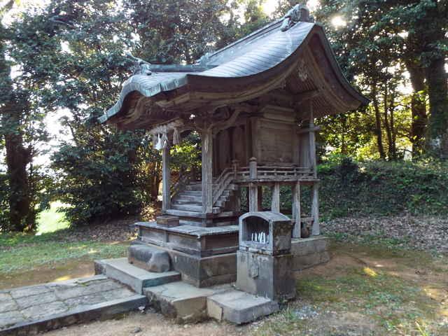 日野目天神社