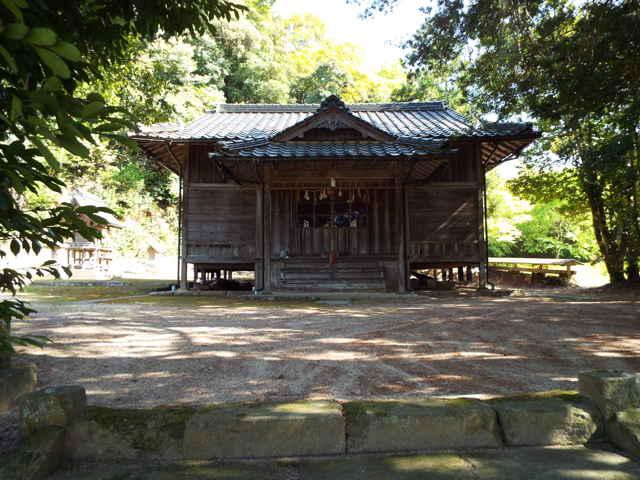 身武智神社