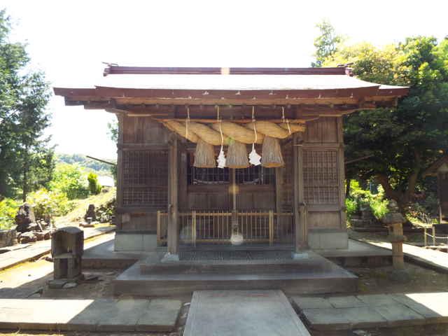 大山代神社