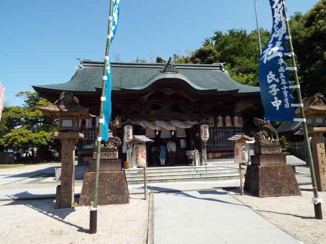 賣豆紀神社