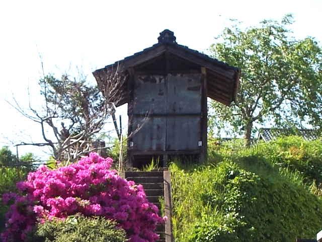 宇賀神社跡