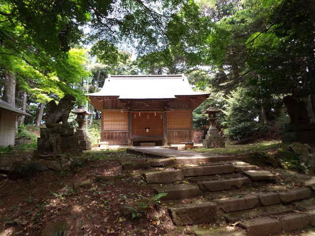 布自伎美神社