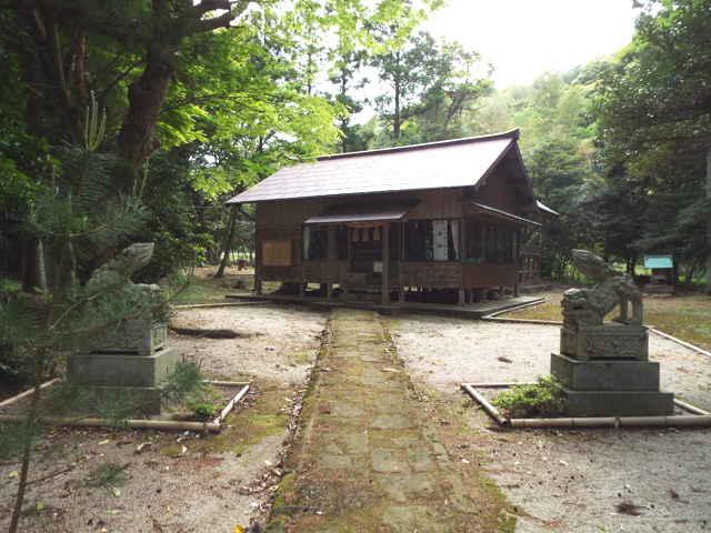 久良彌神社