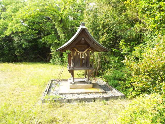 二本松公園の神社