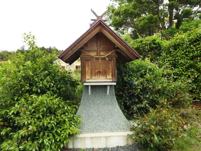 坂本の神社