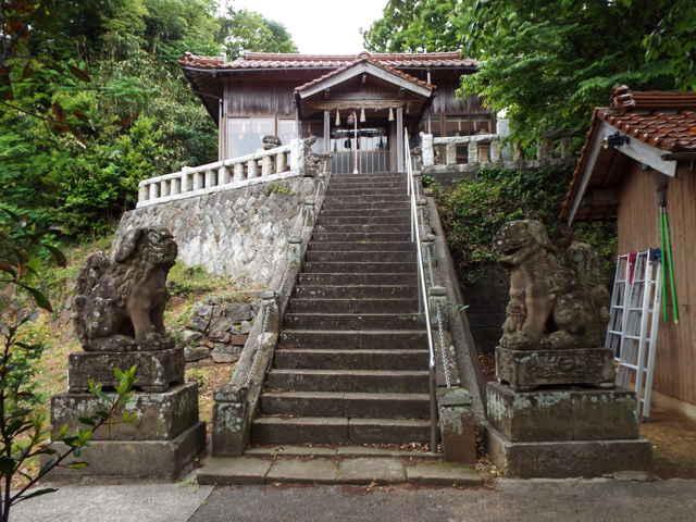 伊奈阿気神社