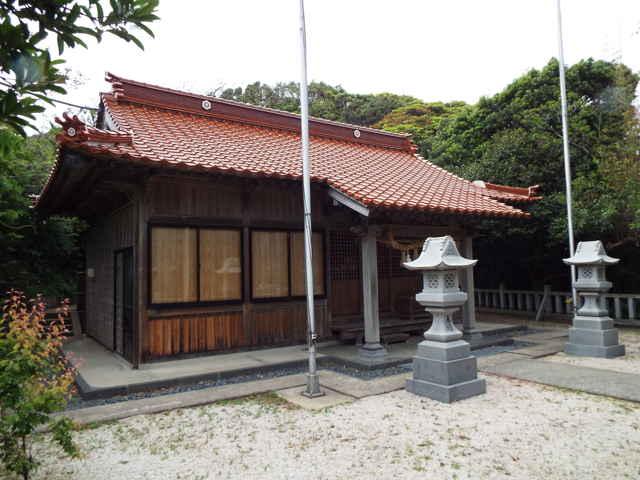 奴奈彌神社