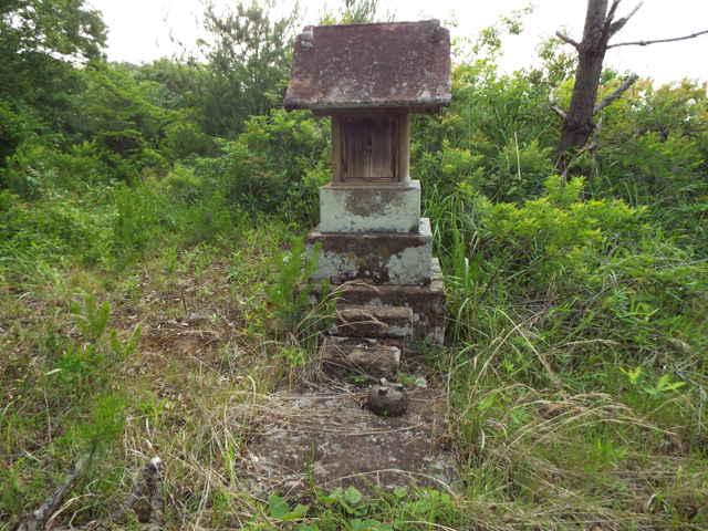 金比羅宮旧社地