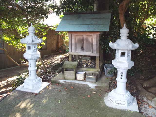劔御崎神社